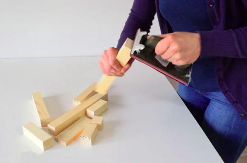 Kuidas ehitada lahe puidust laualamp?