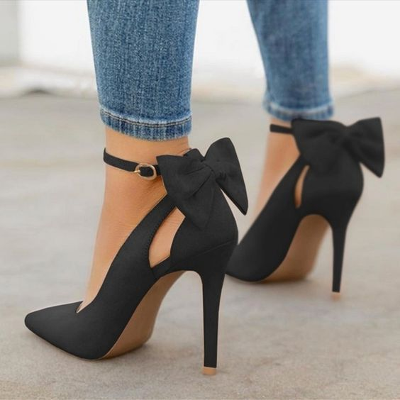 Valige riietuse jaoks sobivad kingad