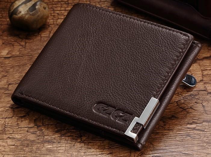 Milline peaks olema stiilse mehe rahakott?