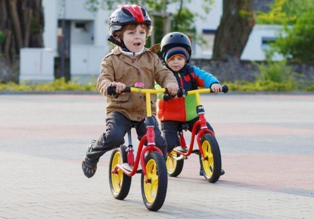 Kuidas õpetada oma last sõitma jooksurattaga